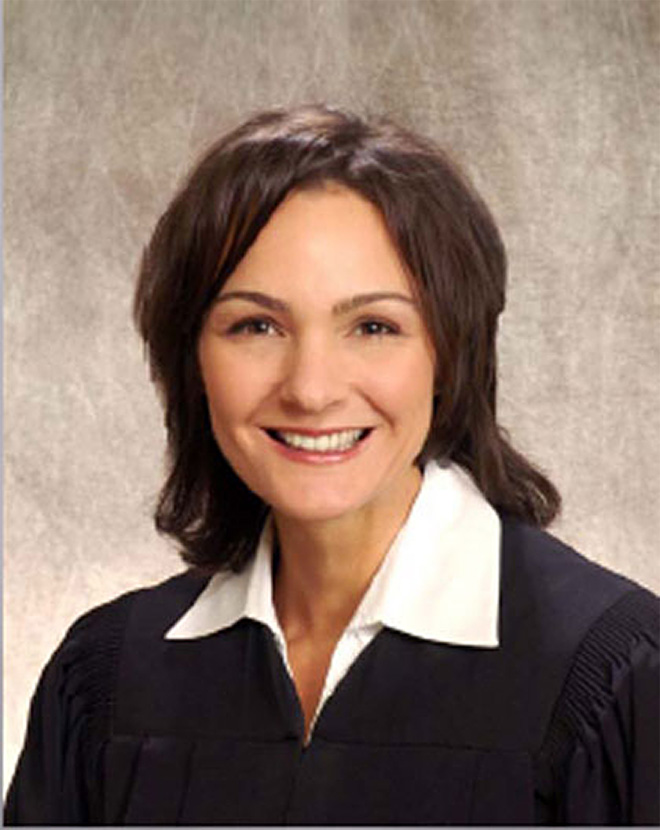 Photo of Judge Michelle Gehlsen